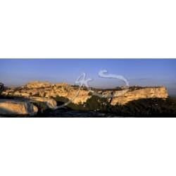Les Beaux de Provence en panoramique
