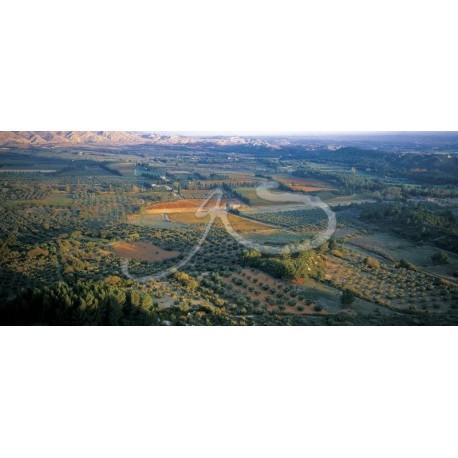 La vallée des Beaux de Provence