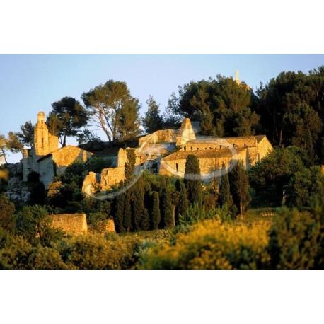 Le village d'Eygalières