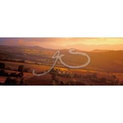Le pays de Giono panoramique
