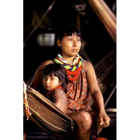 Vénézuela Delta Amacuro indienne Guarao924