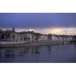 Le Rhône en Arles
